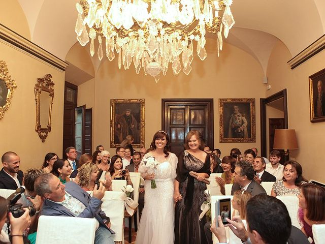 La boda de Kristian y Noelia en Torroella De Montgri, Girona 12
