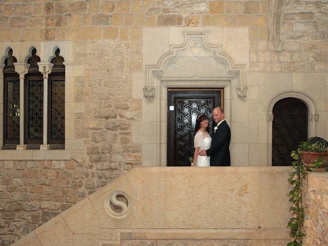 La boda de Kristian y Noelia en Torroella De Montgri, Girona 13