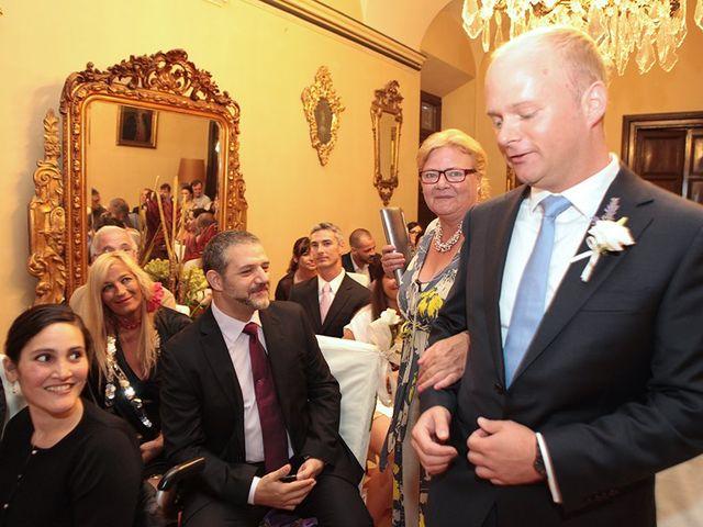 La boda de Kristian y Noelia en Torroella De Montgri, Girona 15