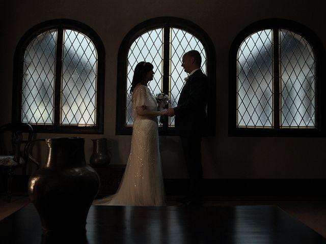 La boda de Kristian y Noelia en Torroella De Montgri, Girona 35