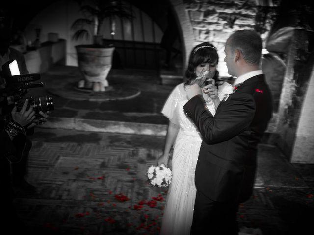 La boda de Kristian y Noelia en Torroella De Montgri, Girona 1