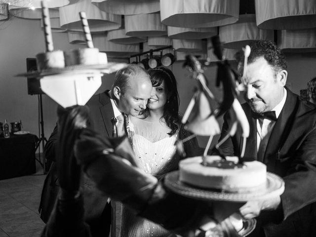 La boda de Kristian y Noelia en Torroella De Montgri, Girona 18