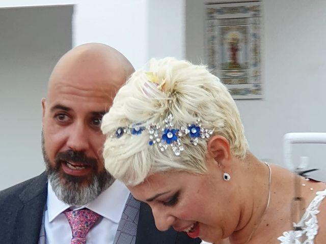 La boda de Migue y Reme en La Rinconada, Sevilla 1