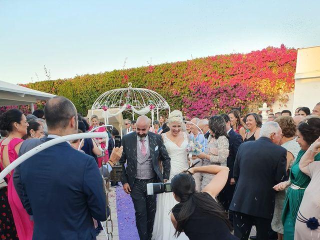 La boda de Migue y Reme en La Rinconada, Sevilla 2