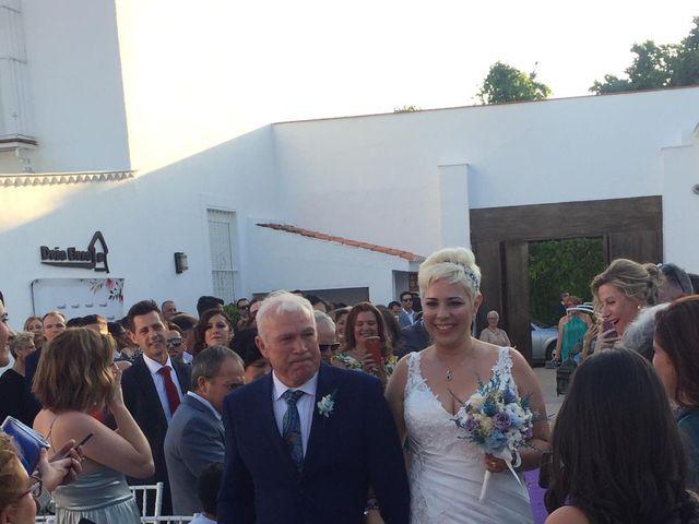 La boda de Migue y Reme en La Rinconada, Sevilla 3