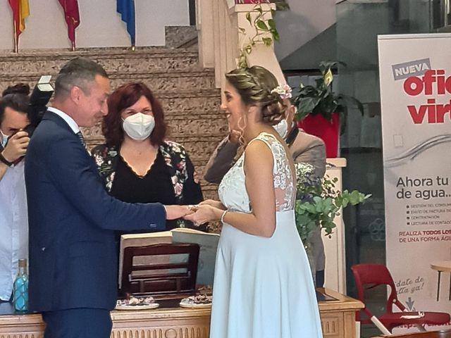 La boda de Miguel y Raquel en Murcia, Murcia 4