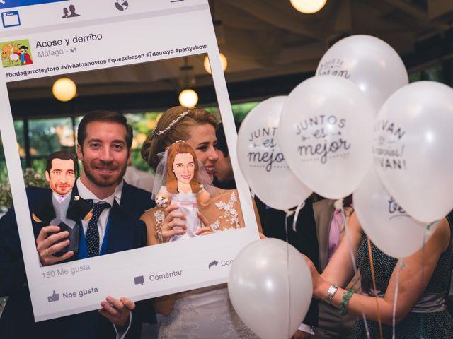 La boda de Mercedes y Emilio en Málaga, Málaga 13