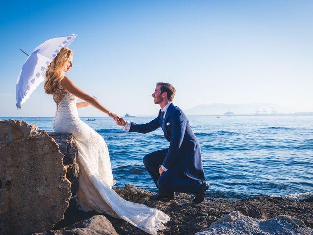 La boda de Mercedes y Emilio en Málaga, Málaga 1