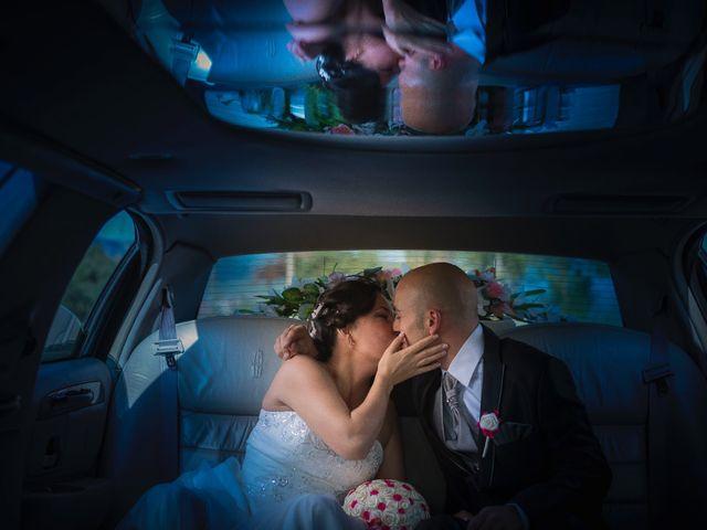 La boda de Toni y Estefania en Sallent, Barcelona 7