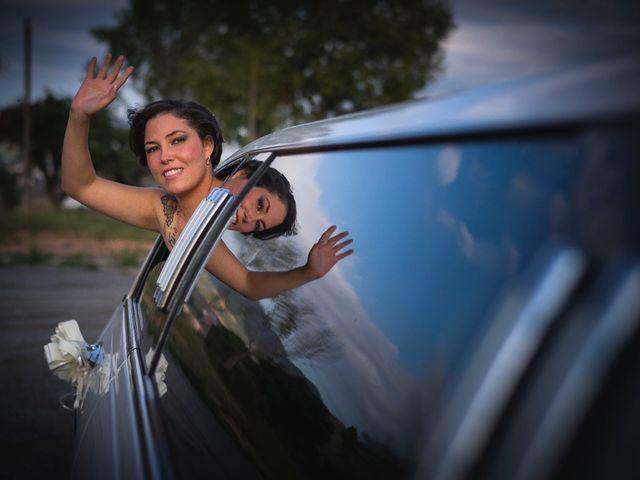 La boda de Toni y Estefania en Sallent, Barcelona 9
