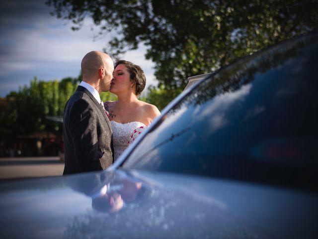 La boda de Toni y Estefania en Sallent, Barcelona 10