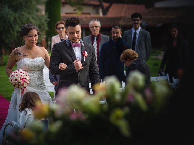 La boda de Toni y Estefania en Sallent, Barcelona 14