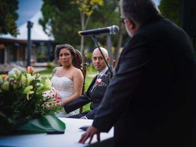 La boda de Toni y Estefania en Sallent, Barcelona 15