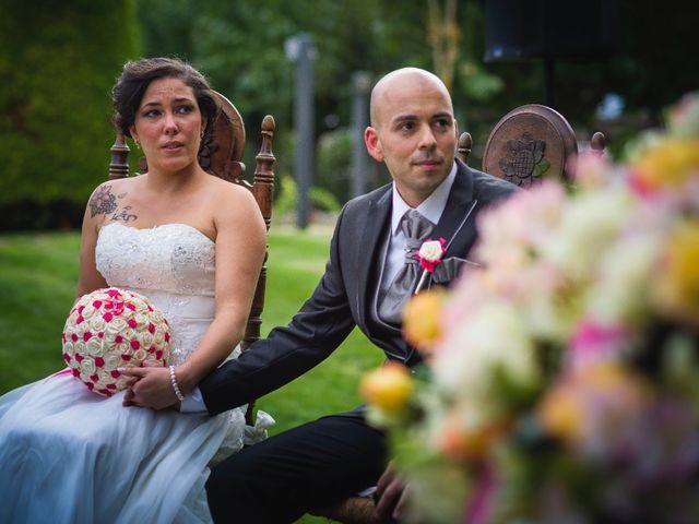 La boda de Toni y Estefania en Sallent, Barcelona 16