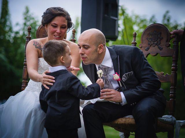 La boda de Toni y Estefania en Sallent, Barcelona 19