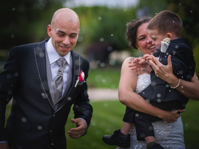 La boda de Estefania y Toni