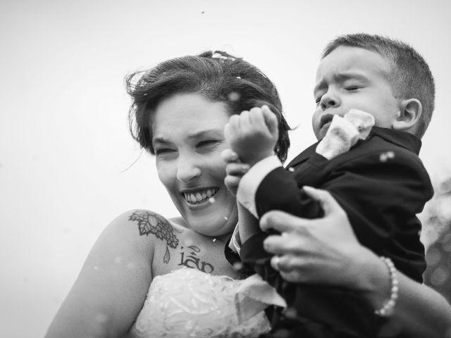 La boda de Toni y Estefania en Sallent, Barcelona 22