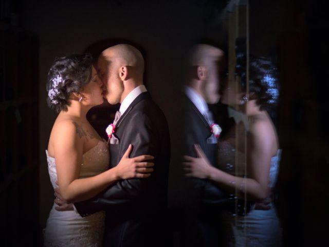 La boda de Toni y Estefania en Sallent, Barcelona 23
