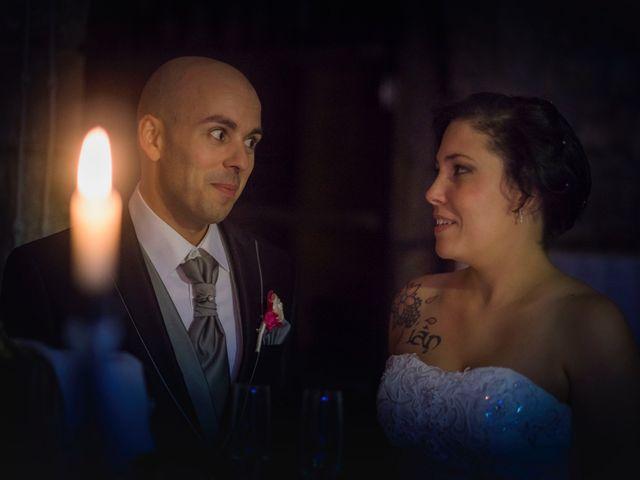 La boda de Toni y Estefania en Sallent, Barcelona 24
