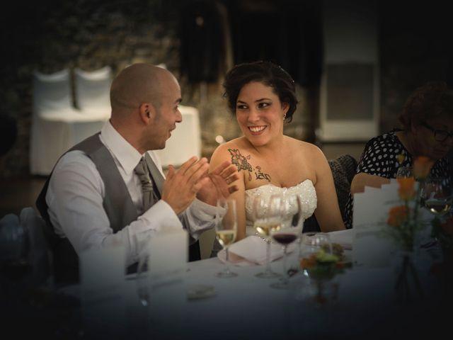 La boda de Toni y Estefania en Sallent, Barcelona 27