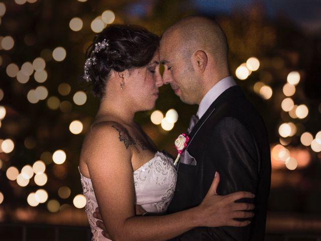 La boda de Toni y Estefania en Sallent, Barcelona 34