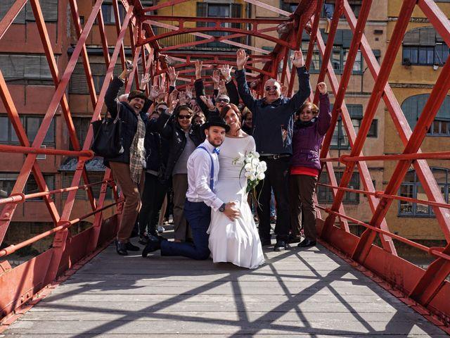 La boda de Vladis y Paula en Girona, Girona 3