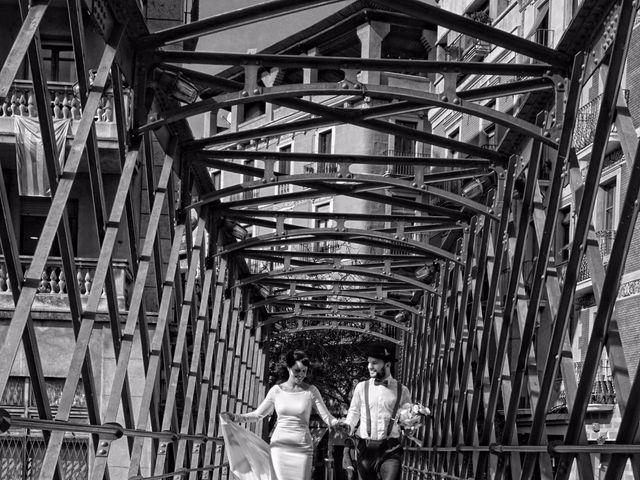 La boda de Vladis y Paula en Girona, Girona 5