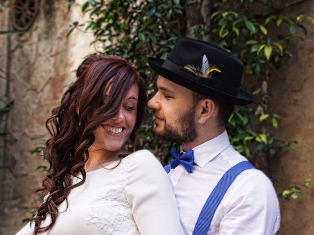 La boda de Vladis y Paula en Girona, Girona 11