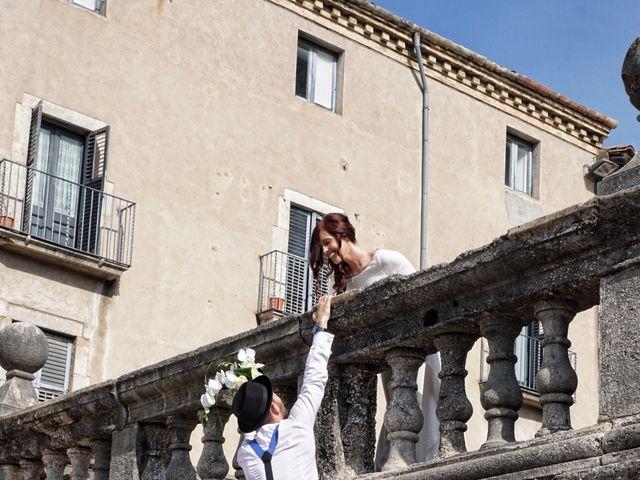 La boda de Vladis y Paula en Girona, Girona 13