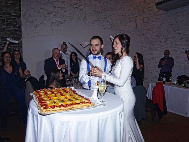 La boda de Vladis y Paula en Girona, Girona 18