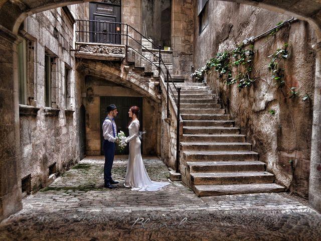 La boda de Vladis y Paula en Girona, Girona 21
