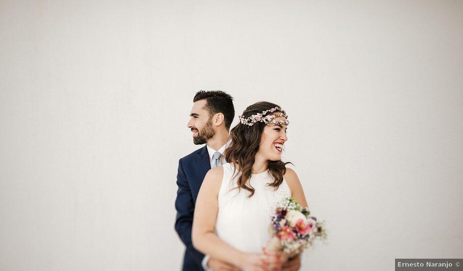 La boda de Jose y Nieves en Carrion De Calatrava, Ciudad Real