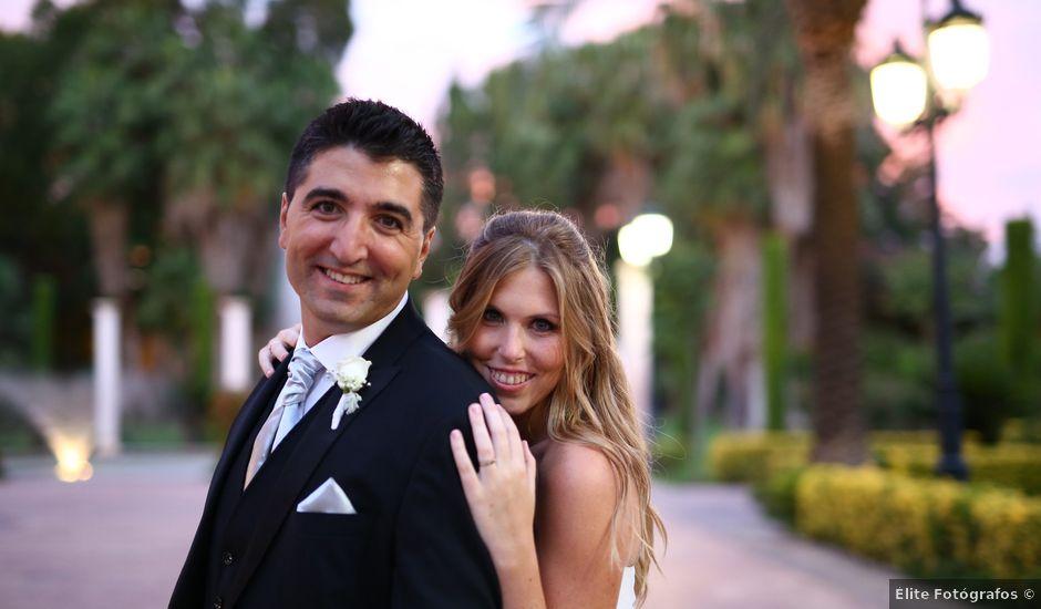 La boda de Leo y Romina en El Puig, Valencia