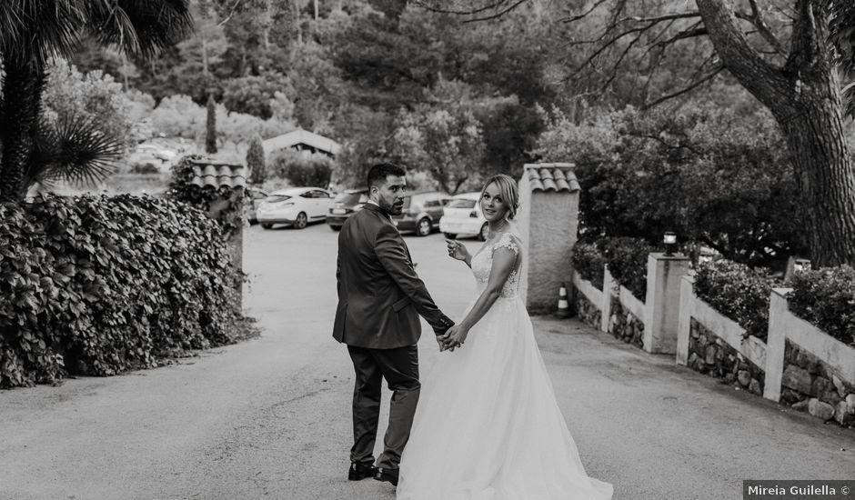 La boda de Jose y Veronica en Cervello, Barcelona