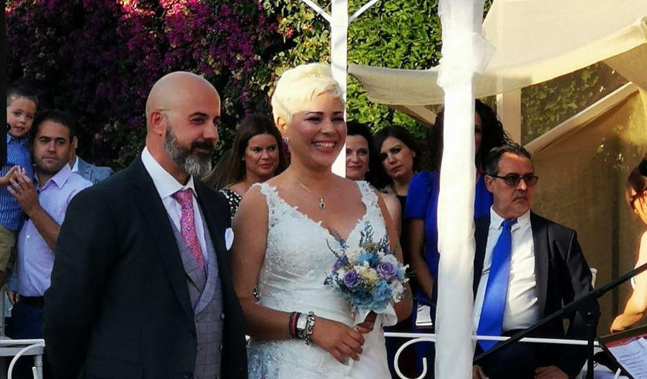 La boda de Migue y Reme en La Rinconada, Sevilla