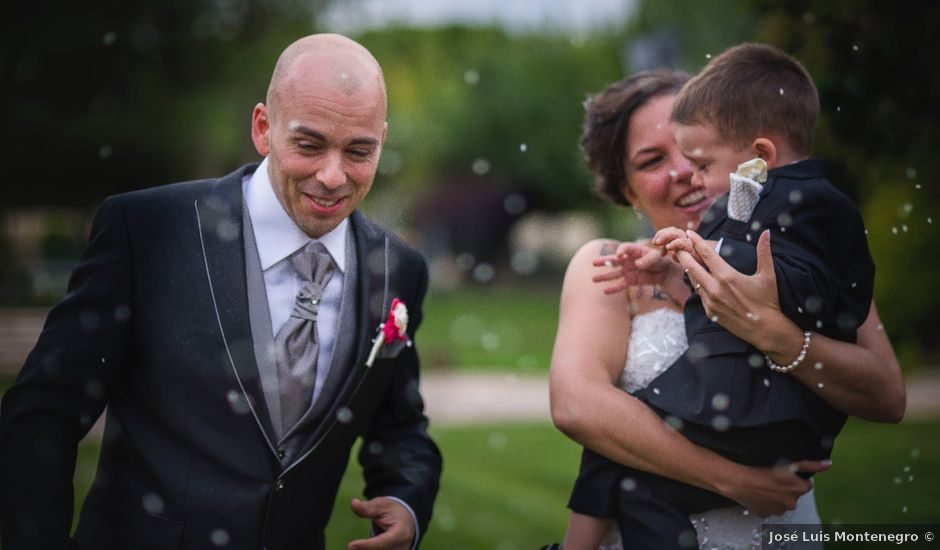 La boda de Toni y Estefania en Sallent, Barcelona