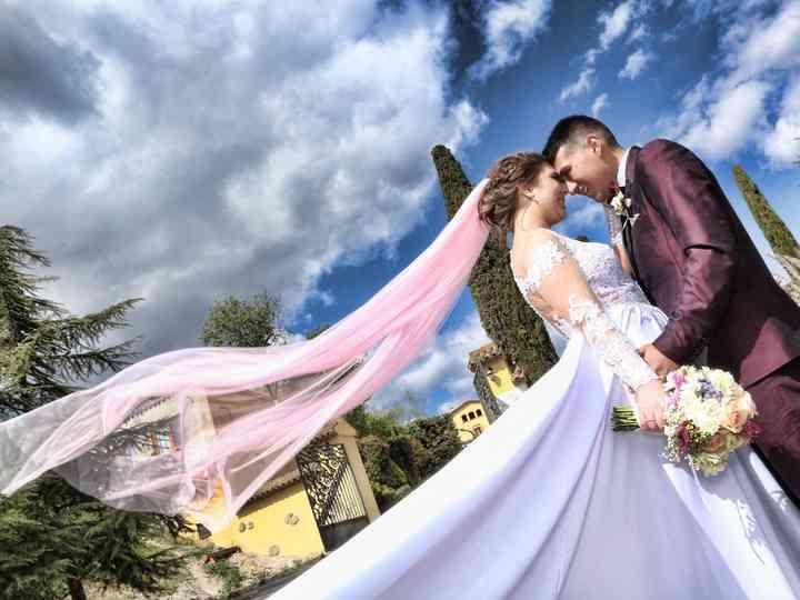 La boda de Laia y Daniel
