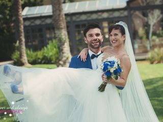 La boda de Susana  y José Luis