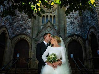 La boda de Paola y Josu