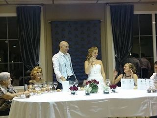 La boda de Sandra  y Dani  1
