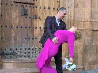 La boda de Lourdes y Pablo