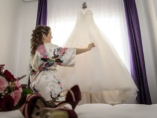 La boda de Rocio y Juan Carlos 3