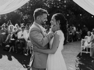 La boda de Marta y Alexandre