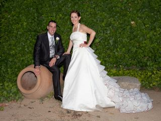 La boda de Fany  y Lolo