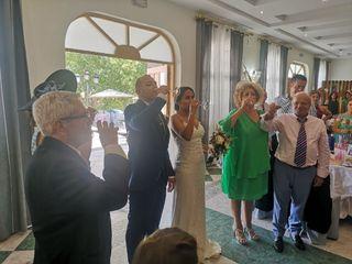 La boda de Fana y Cristian