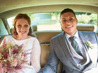 La boda de Amelia y Thiago