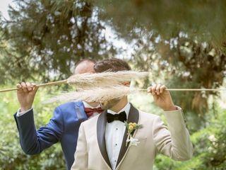 La boda de Alberto y Juanma 2