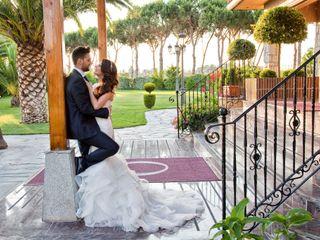 La boda de Sheila y Roberto