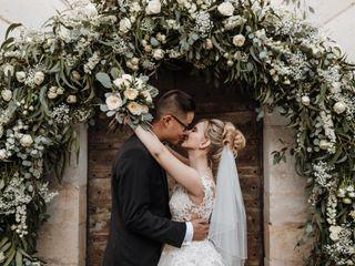 La boda de Karolina y Martín