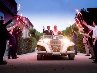 La boda de Gonzalo y Elena